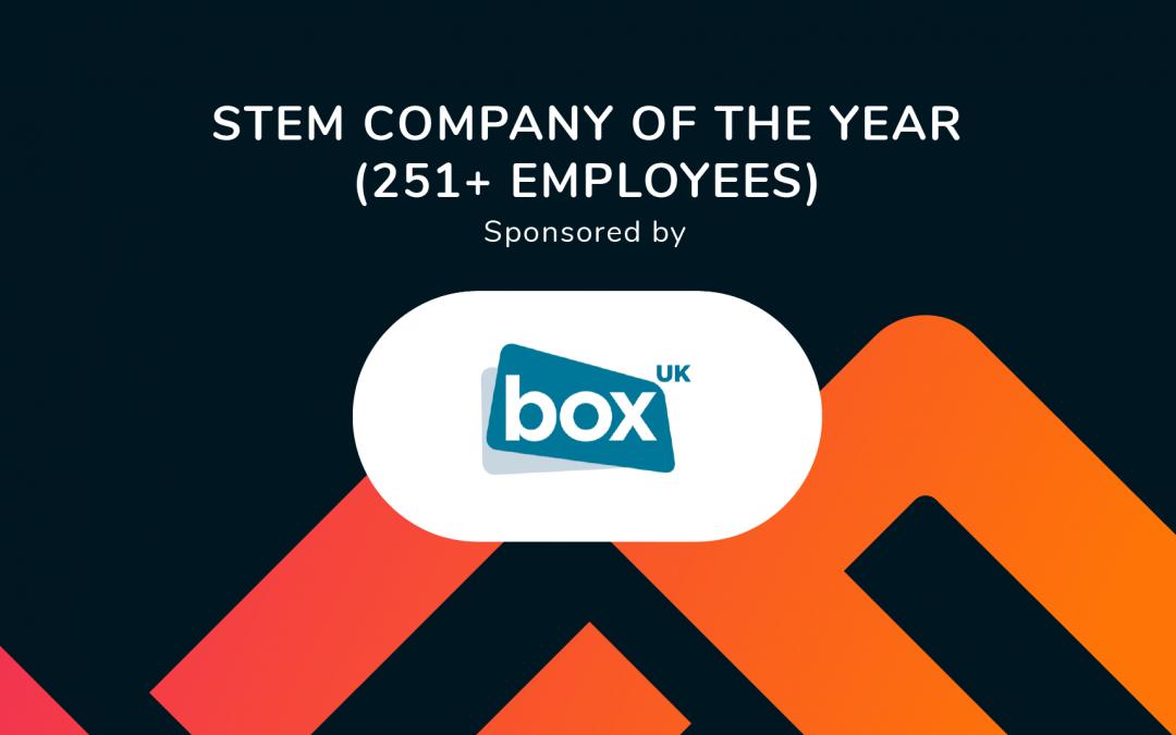 Meet the sponsor… Box UK