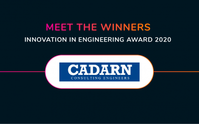 Meet the 2020 winners – Cadarn Consulting Engineers